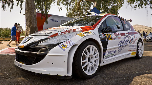 D. ROSSO e D. TURRA | PEUGEOT 207 S2000 | 26° Rally Proserpina 2011
