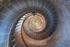 @ (AO-photos) Tags: stairs phare hdr r escaliers