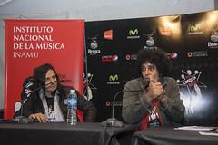 2014-03-02 - Diego Boris- Instituto Nacional de la Musica - Cosquin Rock - Foto de Marco Ragni