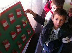 Calendari (34) (Institut-Escola Les Vinyes) Tags: nadal calendari p5 educaciinfantil curs20132014