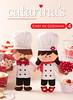 4ª Apostila digital Chef de cozinha (Ei menina! - Érica Catarina) Tags: craft chef feltro tutorial pap molde apostila mestrecuca chefdecozinha apostilachefdecozinha
