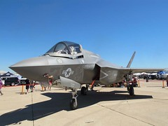 "Lockheed F-35B Lightning II 1 • <a style=""font-size:0.8em;"" href=""http://www.flickr.com/photos/81723459@N04/26343673473/"" target=""_blank"">View on Flickr</a>"