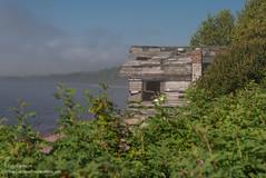 fish shack Lake Superior North Shore -8 ExplortionVacation 20150809-DSC_6154 (The Travel Gal's Exploration Vacation) Tags: minnesota northshore fishshack lakesuperior ruins
