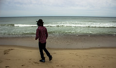 beach-9 (malenajax) Tags: sky beach water sand waves capecod