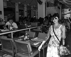 Retro (35mmStreets.com) Tags: street city portrait urban bw 35mm photography blackwhite nikon df little florida miami sony havana kittens d750 nik southbeach dsc sobe lightroom washingtonstreet d600 collinsave d4s silverefex 35mmstreets rx1rm2