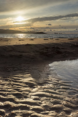 (ferinho) Tags: sunset praia playa mio solpor perbes