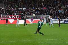Kick off (Steenjep) Tags: football herning soccer fodbold fcm snderjyske fcmidtjylland