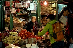 Potatoes and tomatoes (dupdupdee) Tags: nikonfm2 nikkor50mmf14d kodakvision35219500t