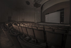 A never ending story.. (marco18678) Tags: world old urban cinema abandoned beautiful germany lost photography nikon europe chairs theatre empty stage exploring eu story d750 lonely tamron decayed urbanexploring ue neverendingstory urbex 1530