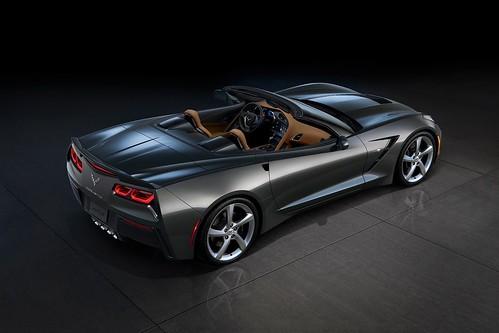 Chevrolet Corvette Stingray Convertible C7