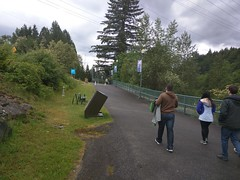 All done! Time to go back (Alex-Boy) Tags: canada dam columbia british hydroelectric bchydro hydroelectricity