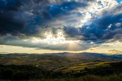 Stormy summer evening (fede_gen88) Tags: