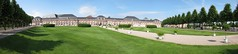 German Chateau panorama (quinet) Tags: germany 2012