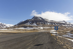 Route 60 (JoshJackson84) Tags: road mountain snow mountains ice iceland europe roadtrip valley r60 route60 westiceland canon60d tyrechains sigma18250mm