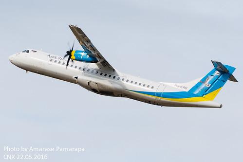 HS-KAD // Kan Air ATR-72-500