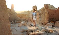 {New on TheGlobalGirl.com} Shali Ghadi http://ift.tt/1sQ80pM (THE GLOBAL GIRL) Tags: globalgirl globalgirlndoema siwaoasis siwa desert libyandesert libya egypt oasis theglobalgirlcom travel wanderlust africa northafrica theglobalgirl model editorial ndoema style fashion shali fortress architecture silver metallic dress metallicdress