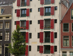 Gevel Nieuwe Prinsengracht 11-6-16 (kees.stoof) Tags: amsterdam canals centrum grachten gevel nieuweprinsengracht