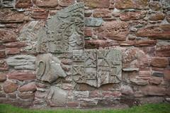 Edzell Castle (40) (arjayempee) Tags: edzellcastle angus forfarshire scotland castle towerhouse mounthpasses glenesk northesk lindsayofedzell earlofcrawford edzellcastlegardens stirlingofglenesk baronyofglenesk fortress courtyardcastle av6a5472