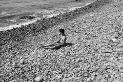 Sacred Cove (#4) (dksmediasolutions) Tags: ocean ca wild portrait usa male beach nature photography losangeles model photographer natural masculine creation hollywood dreams dreamscape onset selfdiscovery ranchopalosverdes artisticportrait abalonecoveshorelinepark davidksmith shawndean