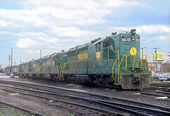 PNCX SD18m 1809 (Chuck Zeiler) Tags: railroad precision locomotive chz emd 1809 sd18m pncx