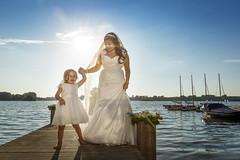 Wedding (siebe ) Tags: wedding holland netherlands girl dutch photography bride rotterdam outdoor nederland marriage bridesmaid weddingday trouwen bruiloft trouwdag 2016 bruid kralingseplas bruidsreportage trouwreportage bruidsfotografie