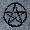Pentagram (The Erssie Knits Collection) Tags: chart motif square knitting symbol witch egyptian wicca throw pagan aegishjalmur helmofawe craftegyptianknittingmotifsquarethrowhelmofaweaegishjalmurchartsymbolpaganwiccawitchtiny