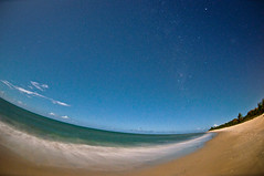 Noite na Praia (Jorge Pena - J.P) Tags: brazil praia beach nature brasil night stars natureza estrelas vitória jorge noite pena 2012
