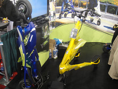 CES 2012 - Trikke Electric Vehicle
