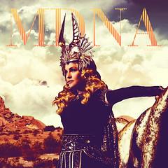 Madonna - MDNA / Made by E.B Designs (Eren Bora Designs (E.B)) Tags: madonna mdna