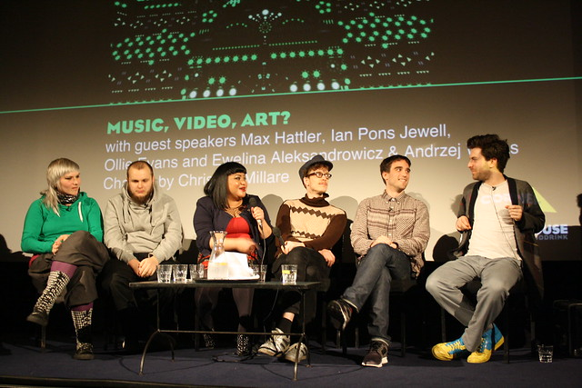 Music Video Panel discussion