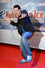 Daniel Lopes attending gala premiere of the Holiday On Ice Show 'Festival' at Tempodrom. Berlin, Germany