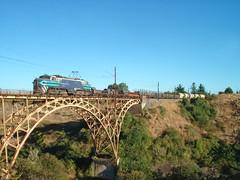 Mix 2 :) (daniel_01986) Tags: puente it carros eeg breda locomotora electrica rioclaro e32 pce cdf carga fepasa itahue e3217 pk212