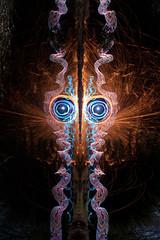 67/366 - Fire & Light Mask 246 (tackyshack) Tags: light lightpainting reflection painting pond mask led lp paintingwithlight dlw lightpainter leapyear lightphotography project366 circlemaker lightjunkie tackyshack woolspin tackymask digitallightwand ©jeremyjackson
