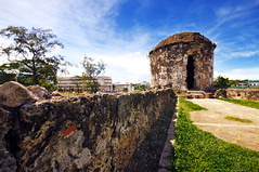 Fort San Pedro, Cebu (badzmanaois) Tags: heritage fort philippines spanish cebu historical fortification fortress fortsanpedro gettyimagessingaporeq2