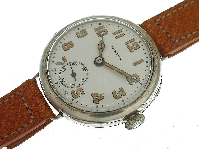switzerland watches zenith 1918