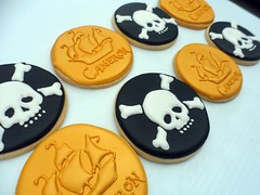 A Pirate's Life for Me!! (Vicki's Sweets) Tags: skulls pirate doubloons