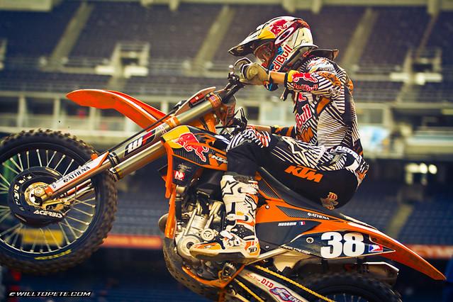 San Diego SX 2012