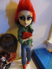 He Arrives: 16 (hillary795) Tags: doll pullip hash taeyang taeyanghash taeyanghashdoll