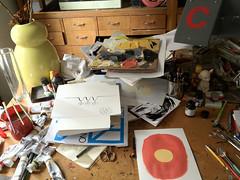 photoset: Atelier Rudi Klein: Kurzbesuch (19.1.2012)