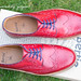 Gorgeous pair of brogues - gifted to me by Bertie