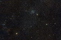 Messier 35, NGC 2158 (Urlaubsknipser) Tags: m35 ngc2158 astrofotografie astrotrac Astrometrydotnet:status=solved messier35 Astrometrydotnet:version=14400 Astrometrydotnet:id=alpha20120374476505