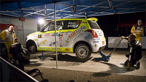 F. ARATI e V. BONI | SUZUKI SWIFT N2 | 26° Rally Proserpina 2011