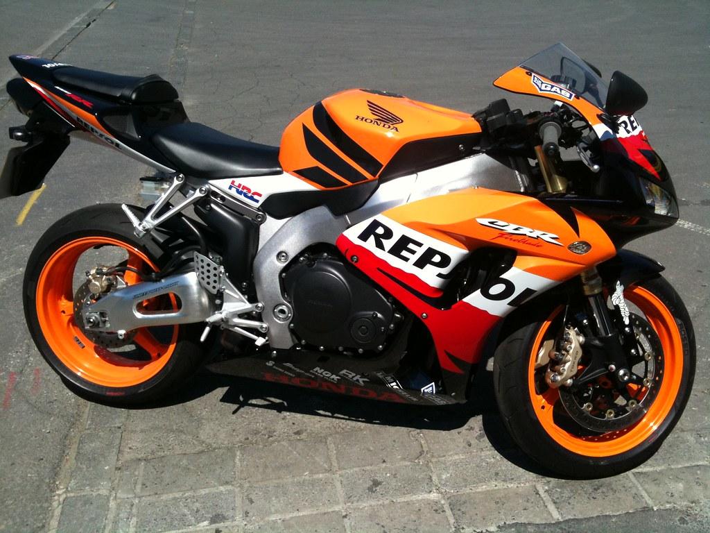 Honda CBR 1000 RR 7 REPSOL Supiido Tags Orange