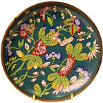 "<b>Shallow Dish</b><br/> Unknown (Chinese) Shallow Dish Cloisonne, n.d. LFAC #1994:12:20<a href=""http://farm8.static.flickr.com/7065/6916691627_8f481b1bcd_o.jpg"" title=""High res"">∝</a>"