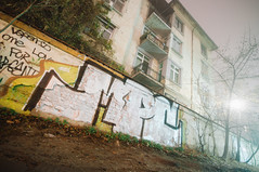 ( Nino) Tags: ex lens graffiti dc angle sofia wide sigma bulgaria chrome mm 1020 mpc f456 hsm nikro