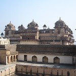"Jahangir Mahal from the Raj Mahal <a style=""margin-left:10px; font-size:0.8em;"" href=""http://www.flickr.com/photos/14315427@N00/6922634883/"" target=""_blank"">@flickr</a>"