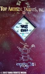 DSC_0706 (TaniaFuentezMedia) Tags: newyorkcity travel music art graffiti crash bronx murals bio hiphop how subways photgraphy nicer thepoint tatscru toytokyo nosm huntspoint bg183 muralkings johnmatos taniafuentez taniafuentezmedia