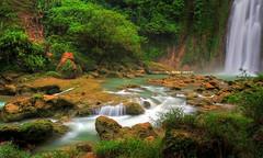 Cicurug River (Curug Cikaso - Jampang Kulon, Sukabumi) (cepdanie) Tags: longexposure nature river landscape waterfall slowshutter sukabumi sungai airterjun curug ef1635mmf28liiusm canoneos7d jampangkulon cepdanie curugluhur curugcikaso