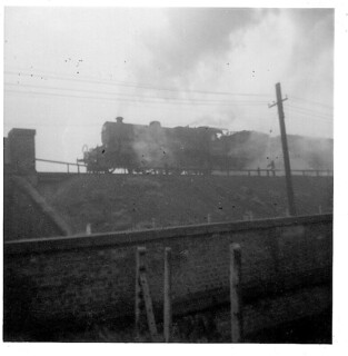 LCGB Crab Commemorative Railtour - Aintree 1966