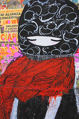 sobre los sueos que nadie ve (alterna ) Tags: chile santiago color muro graffiti mujer mural natalia torso boba fotografia nias mujeres muralla par pelo 2012 matta alterna alternativa superboba alternaboba